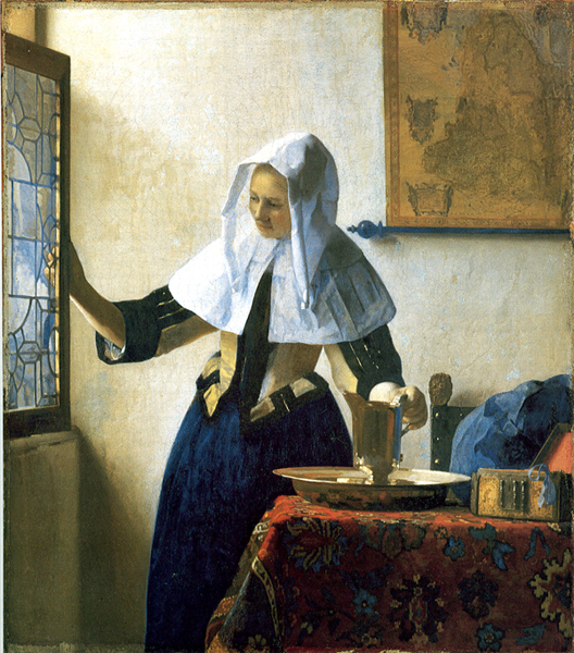 World Art Treasures:Vermeer