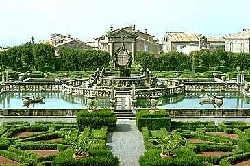 Fondation j e berger les jardins enchantes de la renaissance for Jardin renaissance